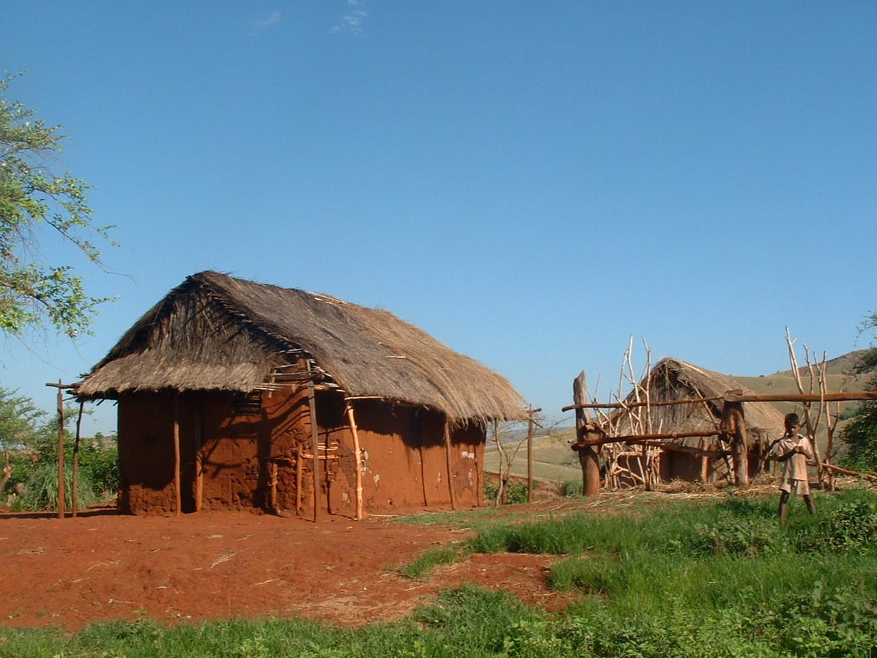 Sur la route de Morombe