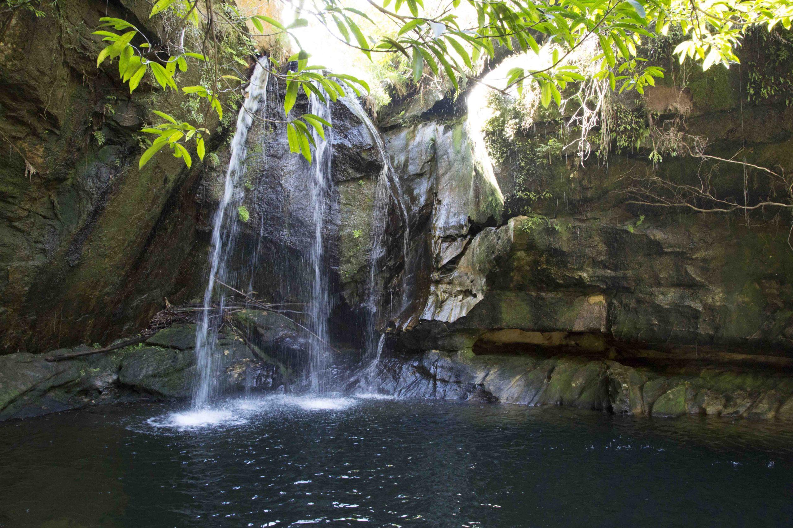 Randonnée et bains dans le massif de l'Isalo