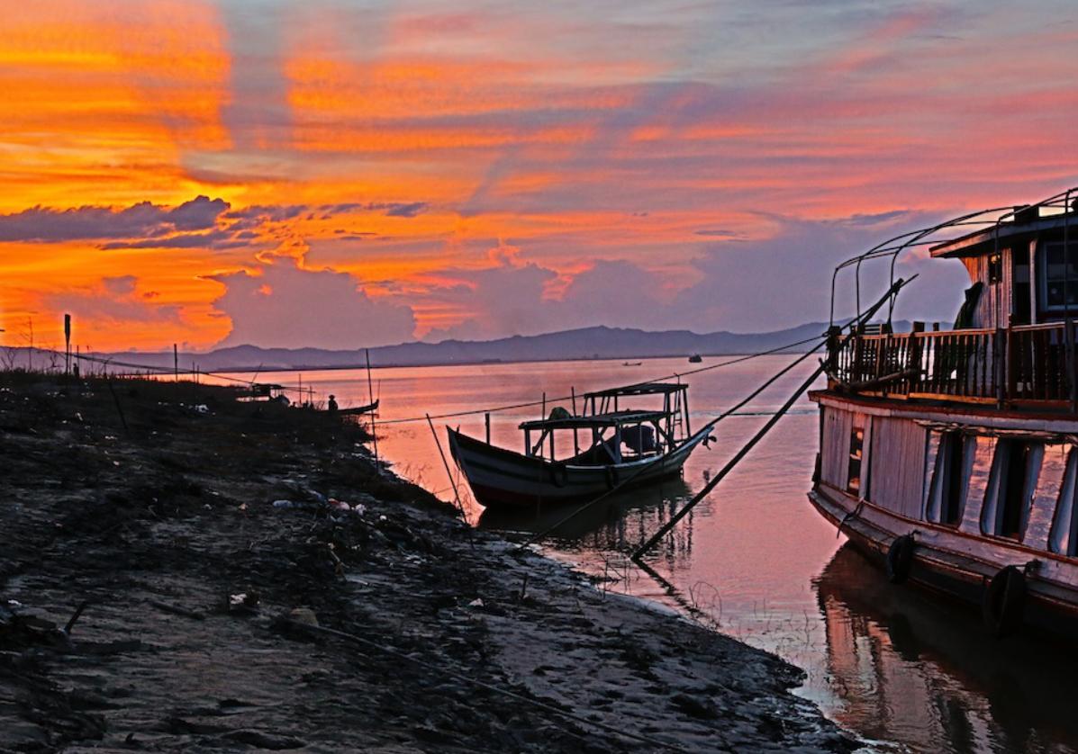 Croisière sur l'Ayeyarwaddyà destination de Bagan