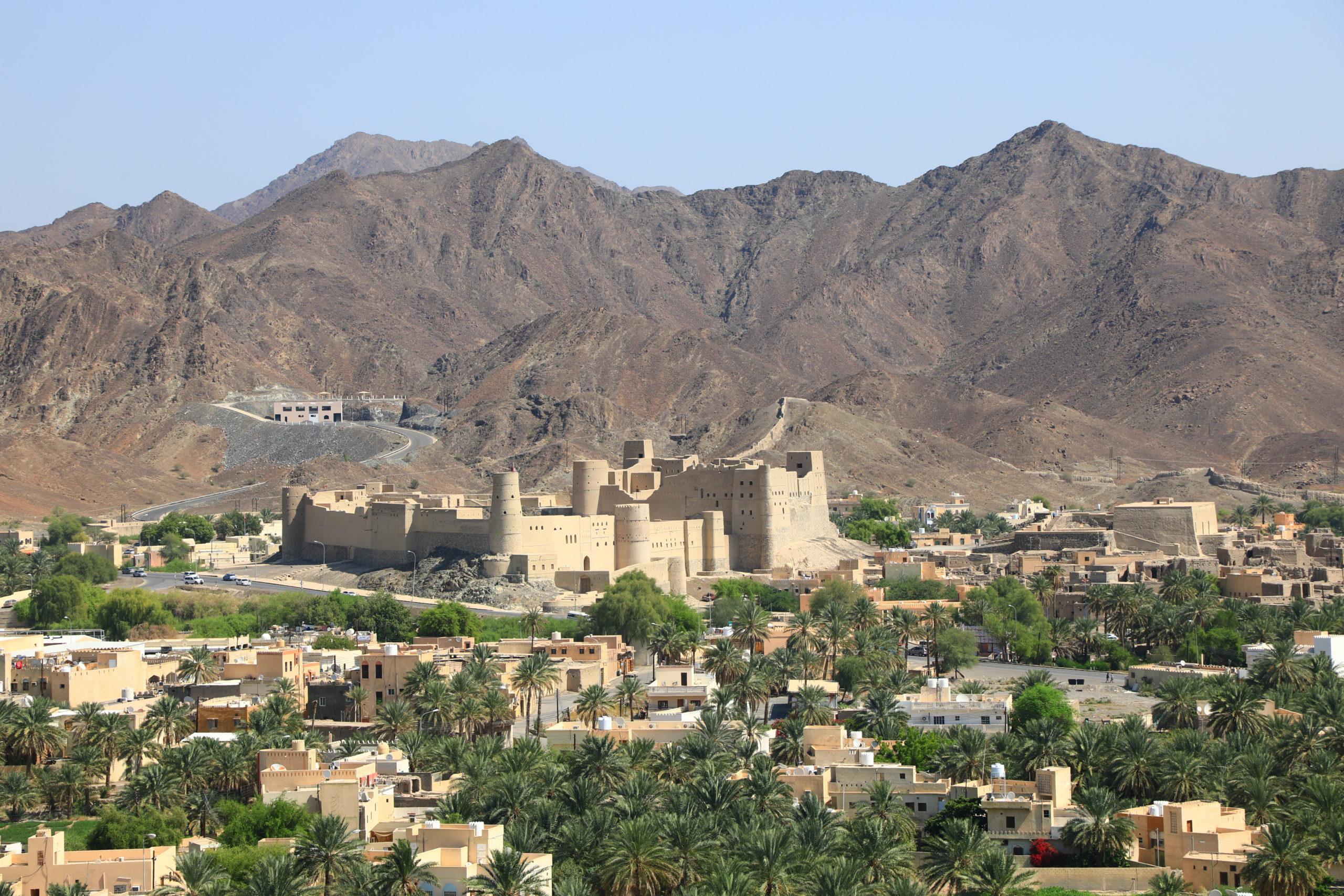 Fort de Balha, inscrit au Patrimoine mondial