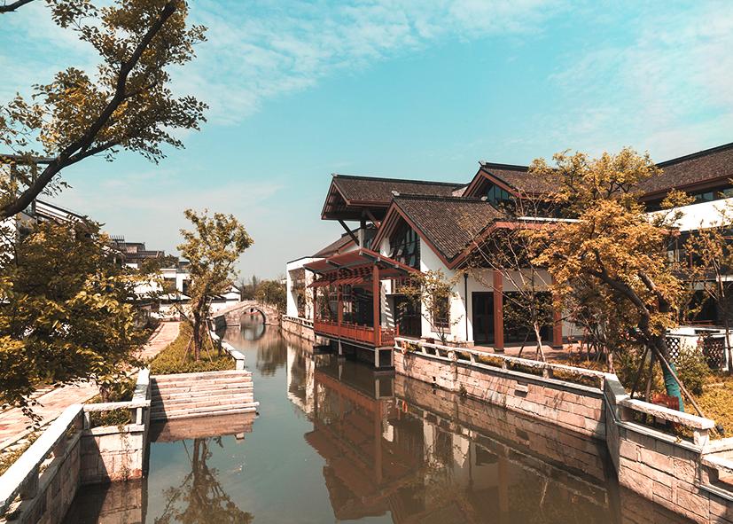 Quartiers branchés de Shanghai