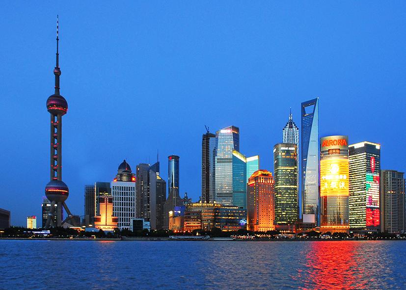 Tour de Shanghai, architectures nouvelles
