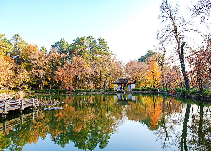 Les jardins classiques de Suzhou