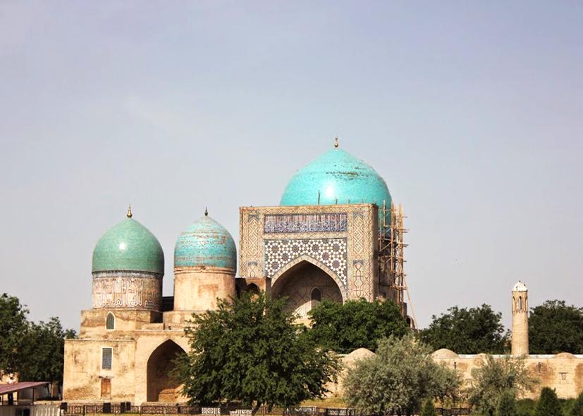 Mosquée de Khazrati Imam à Chakhrisabz