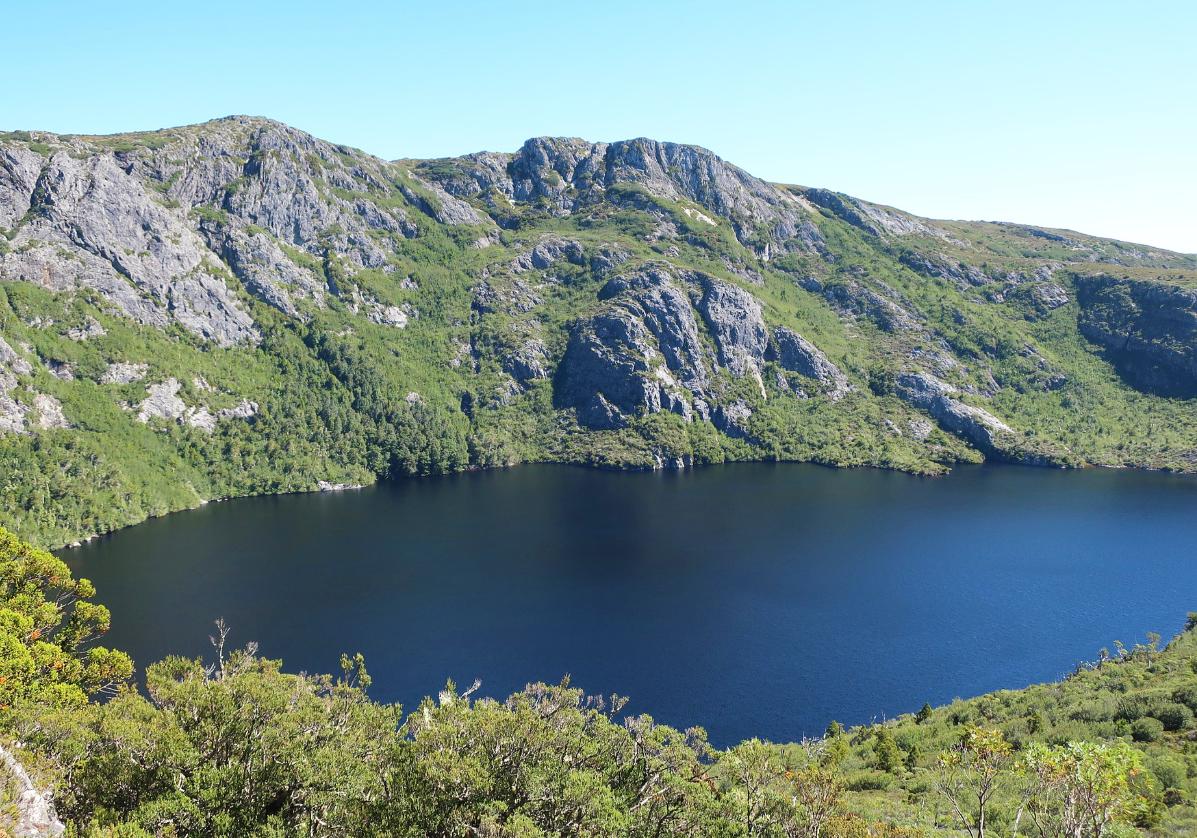 Randonnée à Cradle Mountain