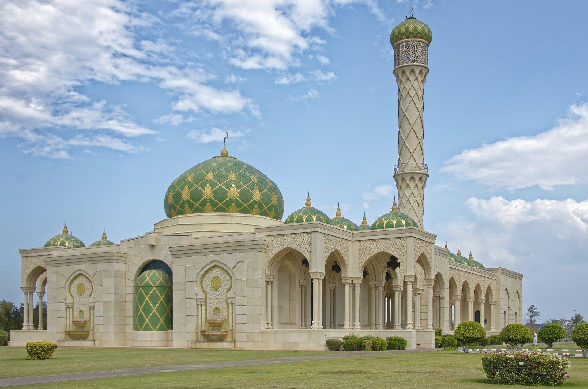 Grande Mosquée, joyaux de Mascate