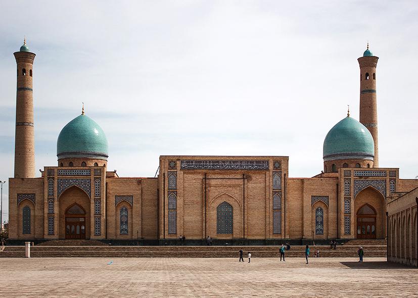 Place Khasti Imam à Tachkent