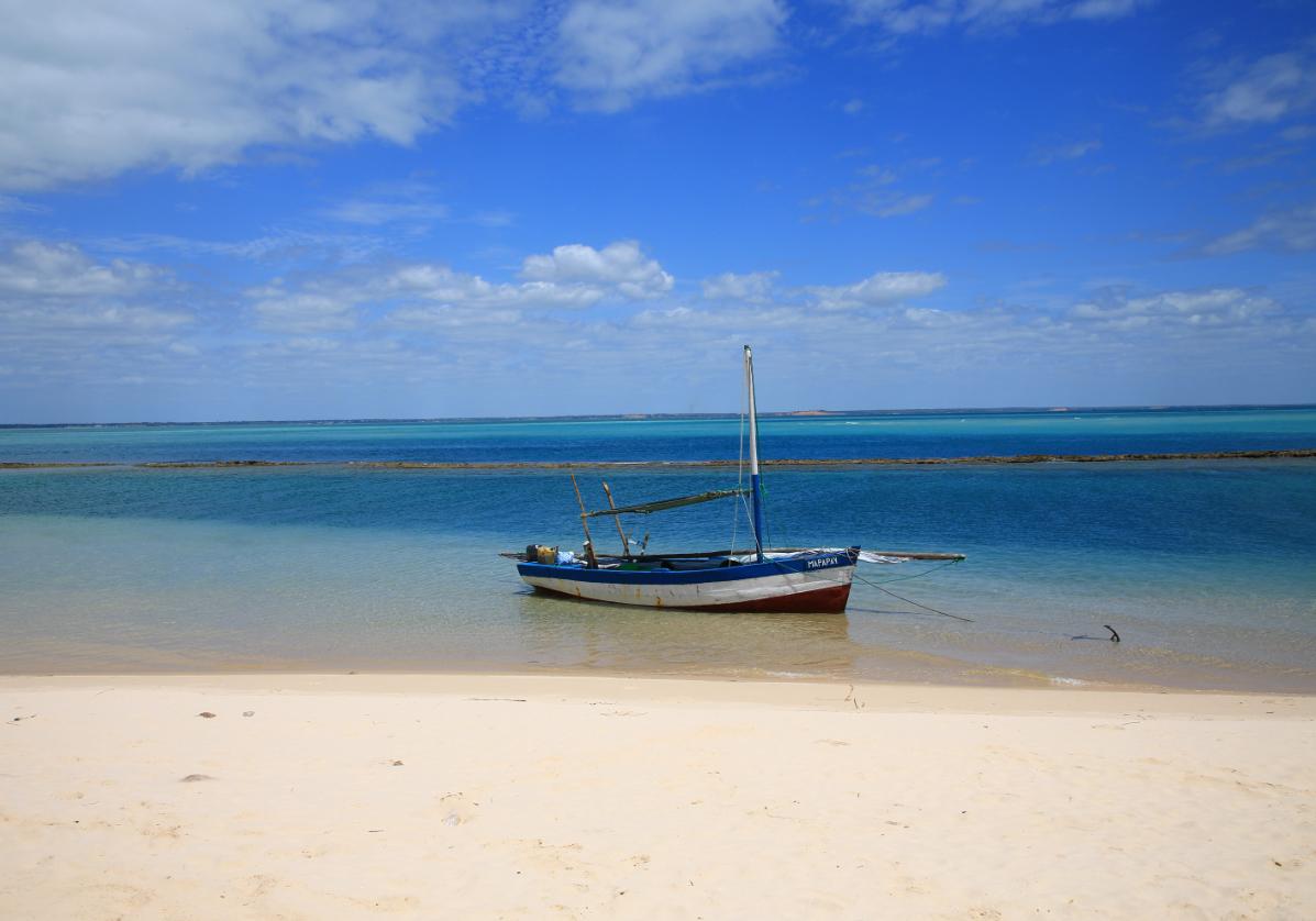 temps libre dur les plages de Vilanculos