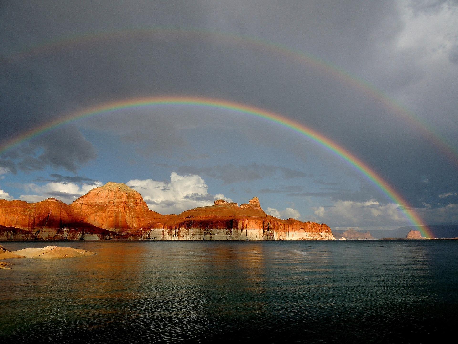 Lake Powell, une palette de couleurs uniques