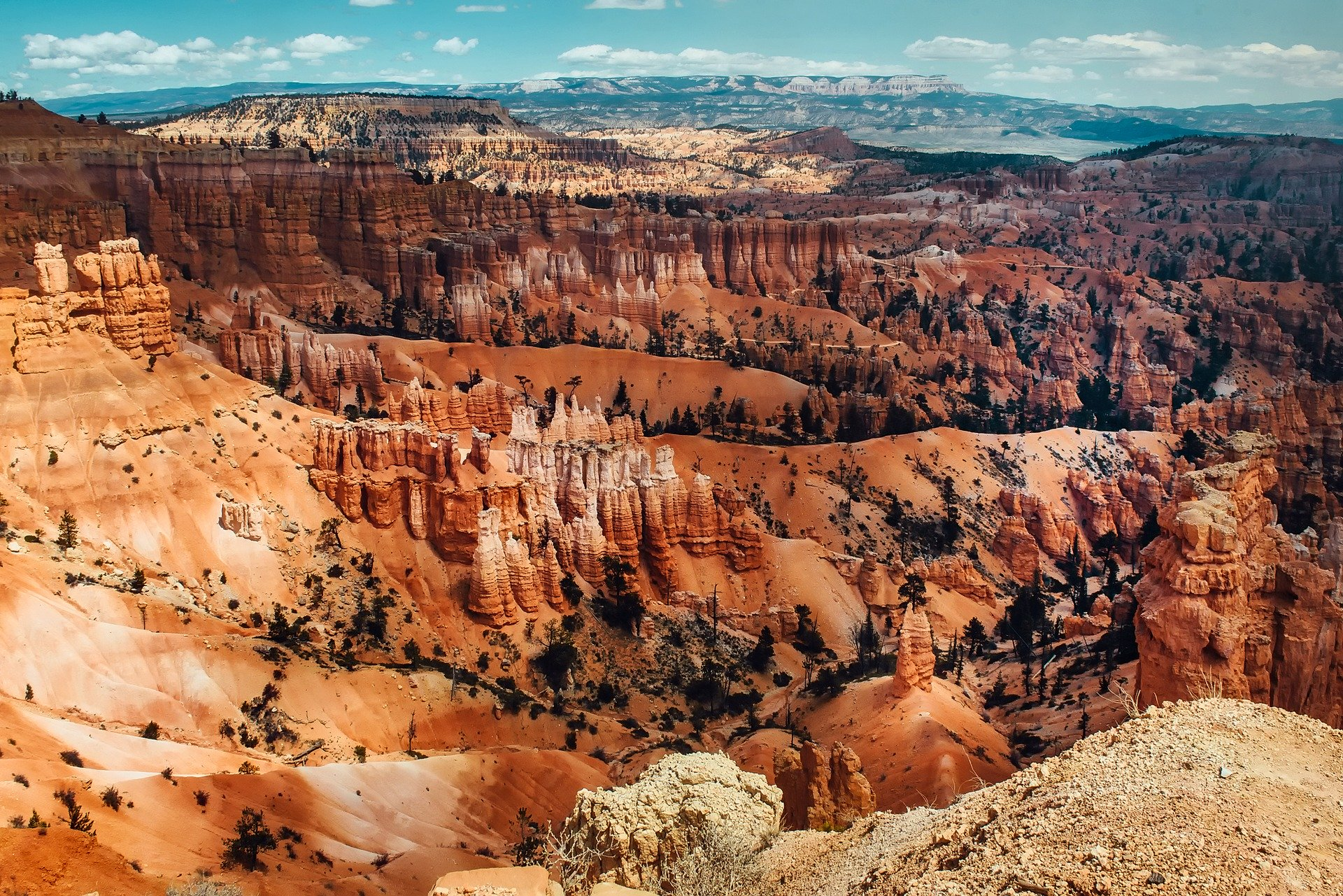 Bryce Canyon, amphithéâtre naturel