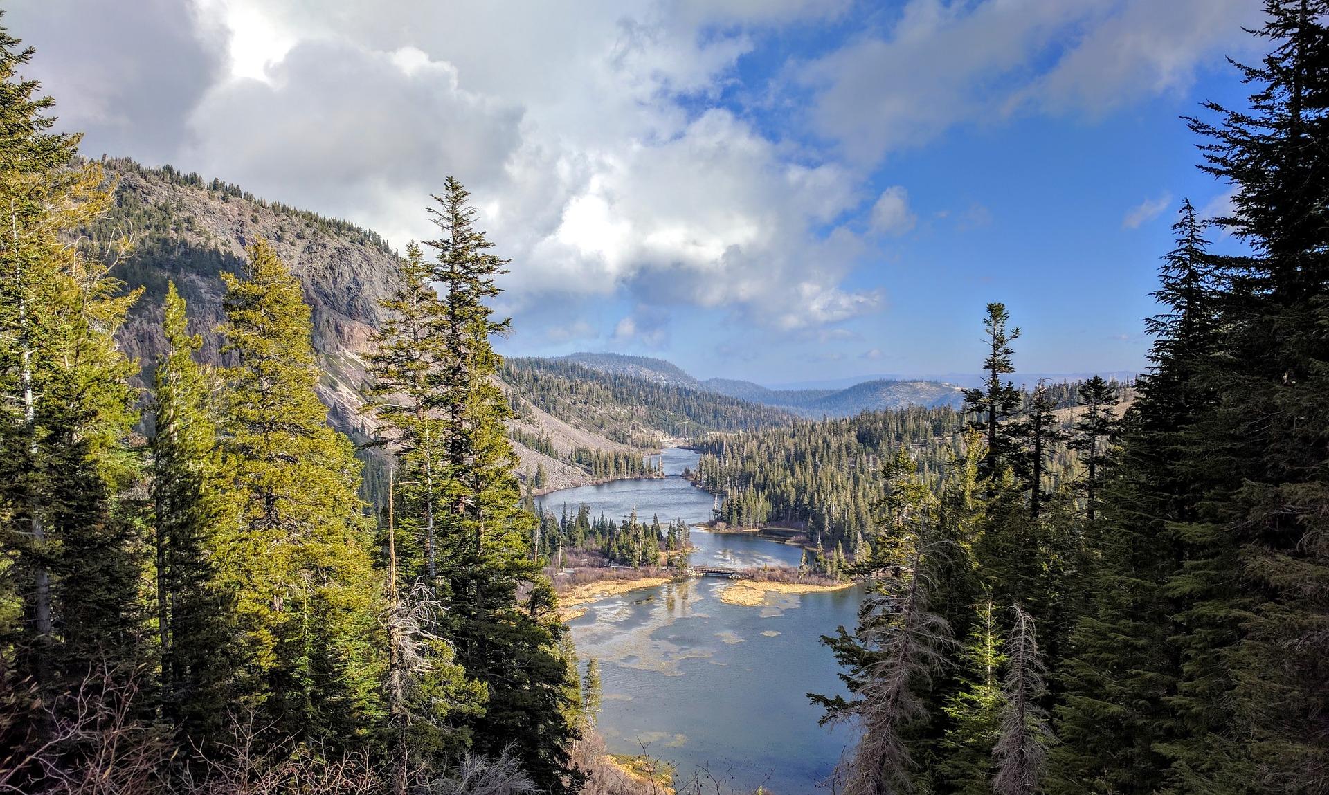 La belle nature de Mammoth Lakes