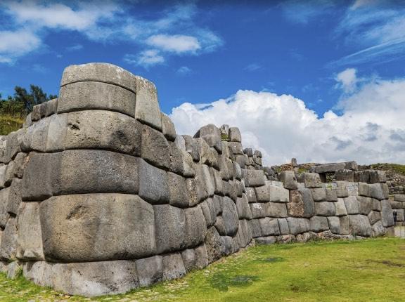 Mur fortifié de Gusco, capitale des Incas