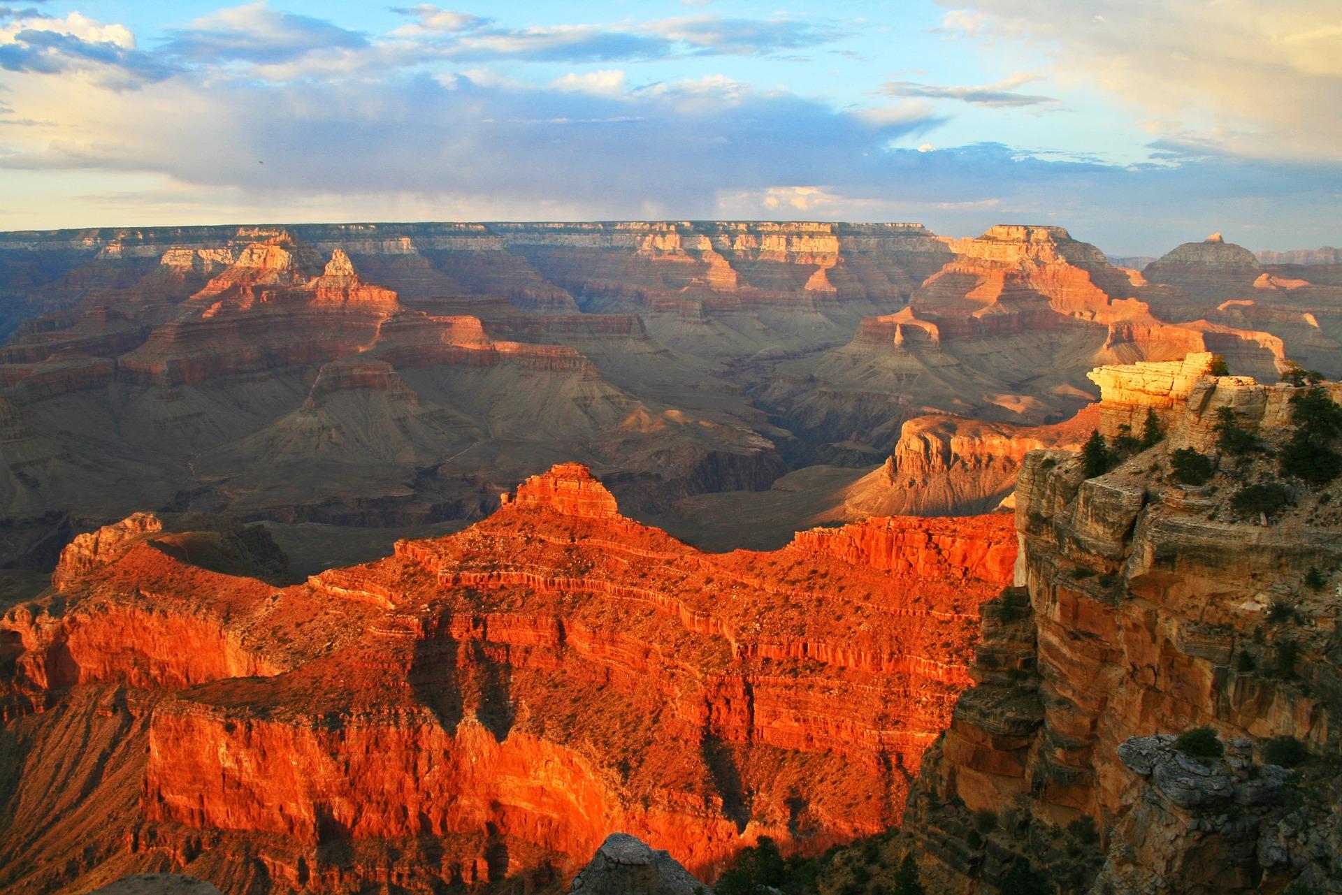 Les superbes paysages de Grand Canyon National Park