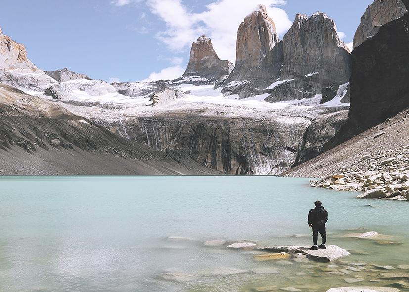 Les Cornes de Torres del Paine
