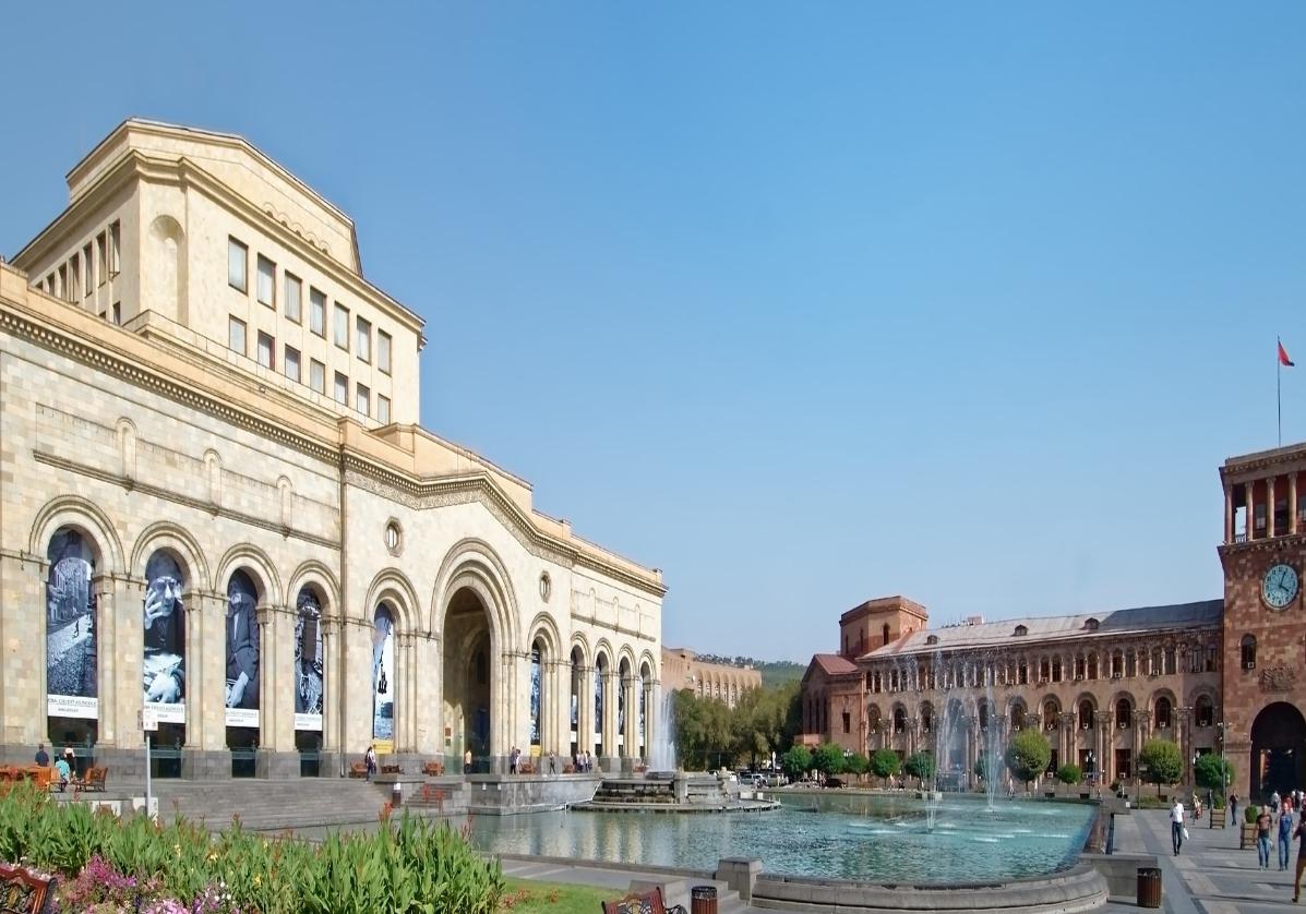 Visite d'Erevan