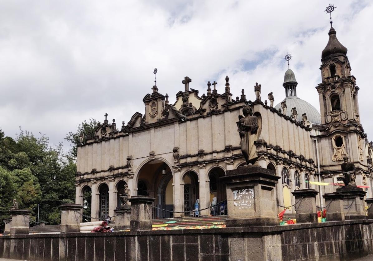 Addis-Abeba ville culturelle