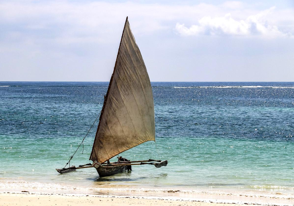 Journée libre sur les plages de Diani