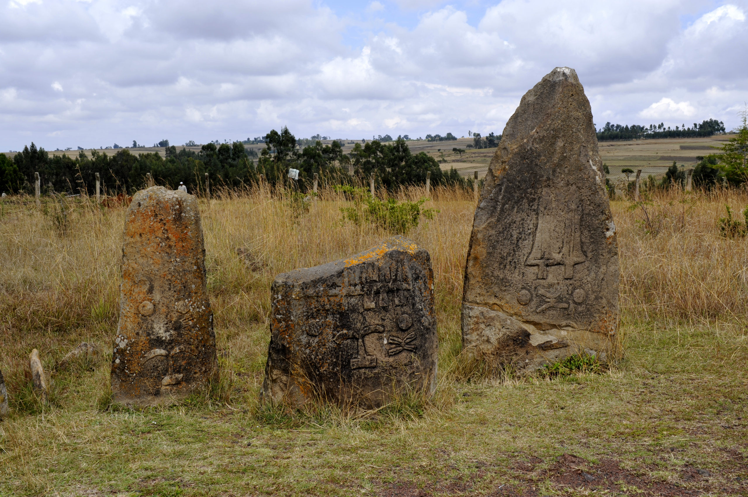 Les stèles de Tiya