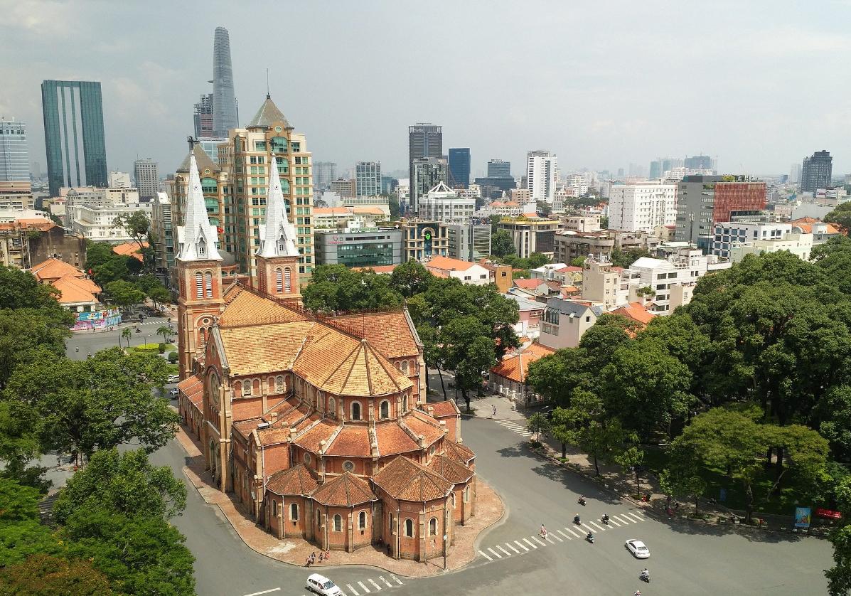 Découverte en liberté de Ho Chi Minh