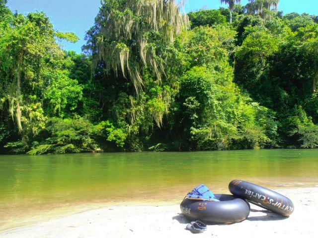 Descente du Rio Don Diego en bouée
