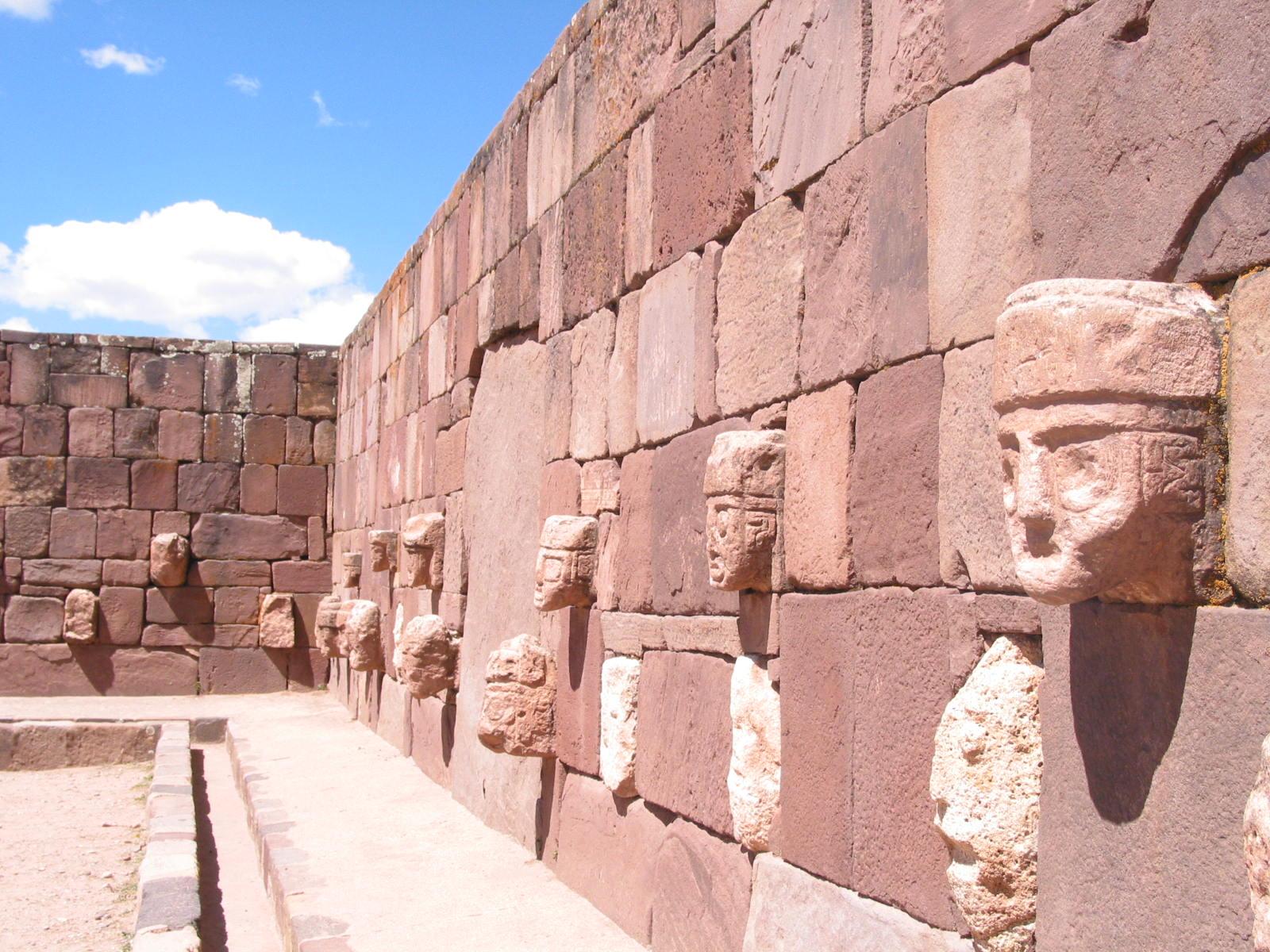 Site archéologique de Tiwanaku