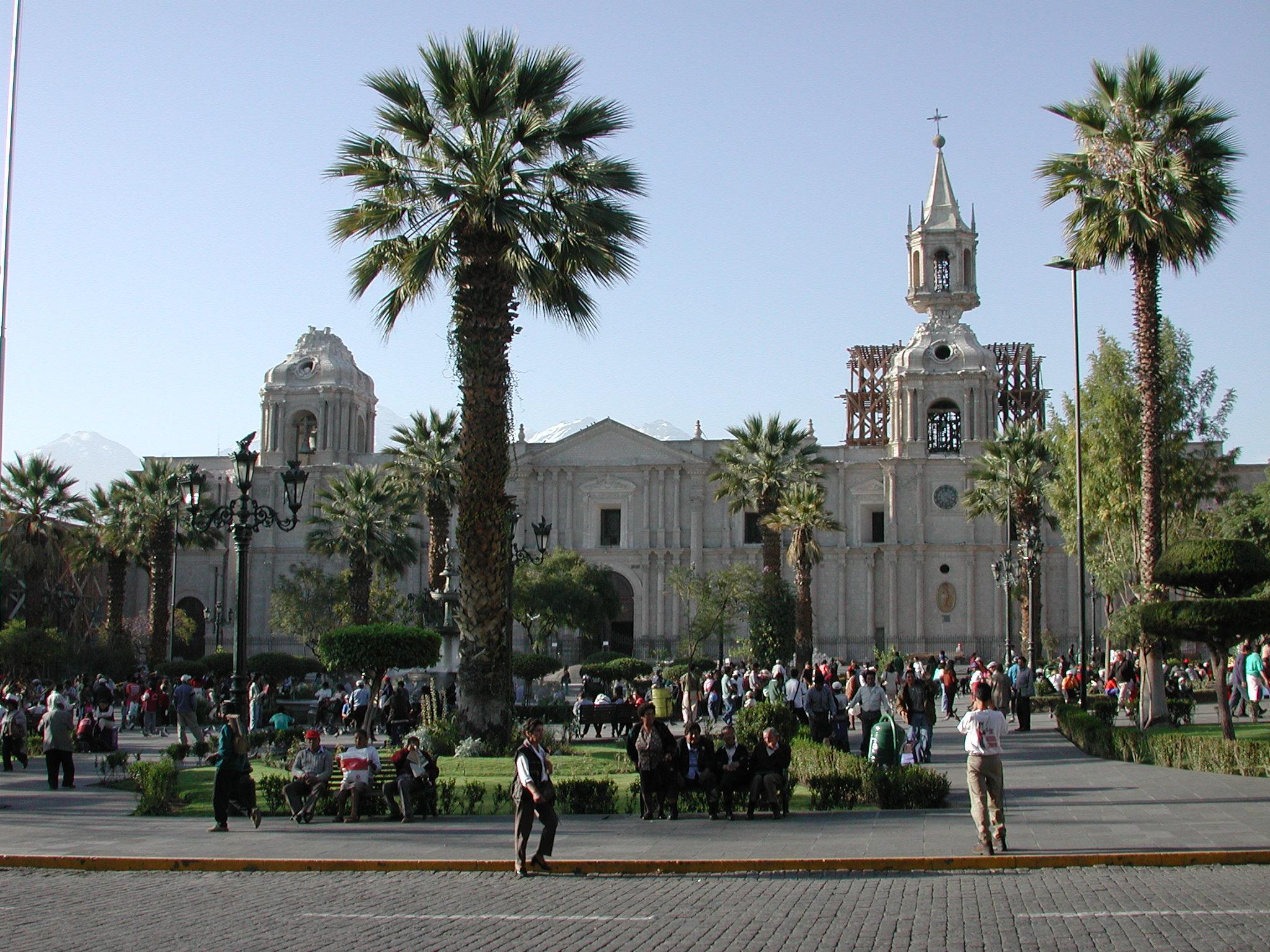 Lima, patrimoine et culture