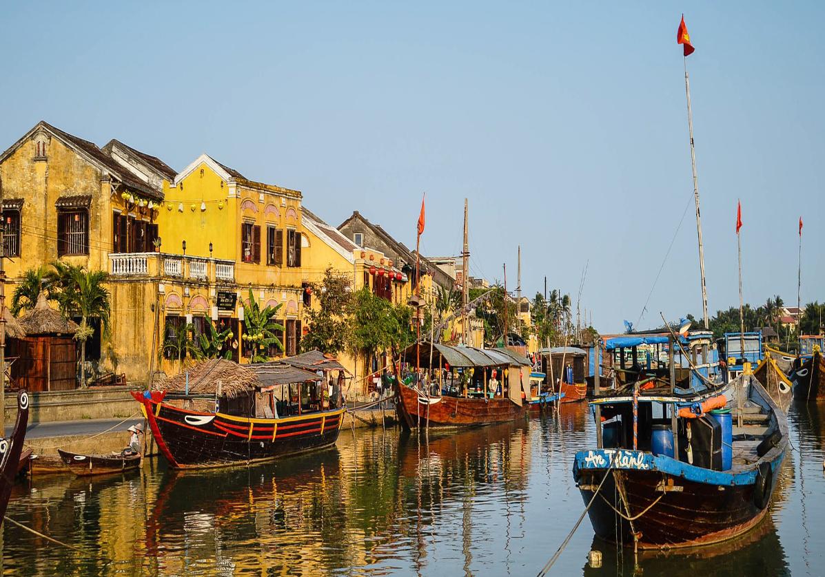 La vielle ville de Hoi An