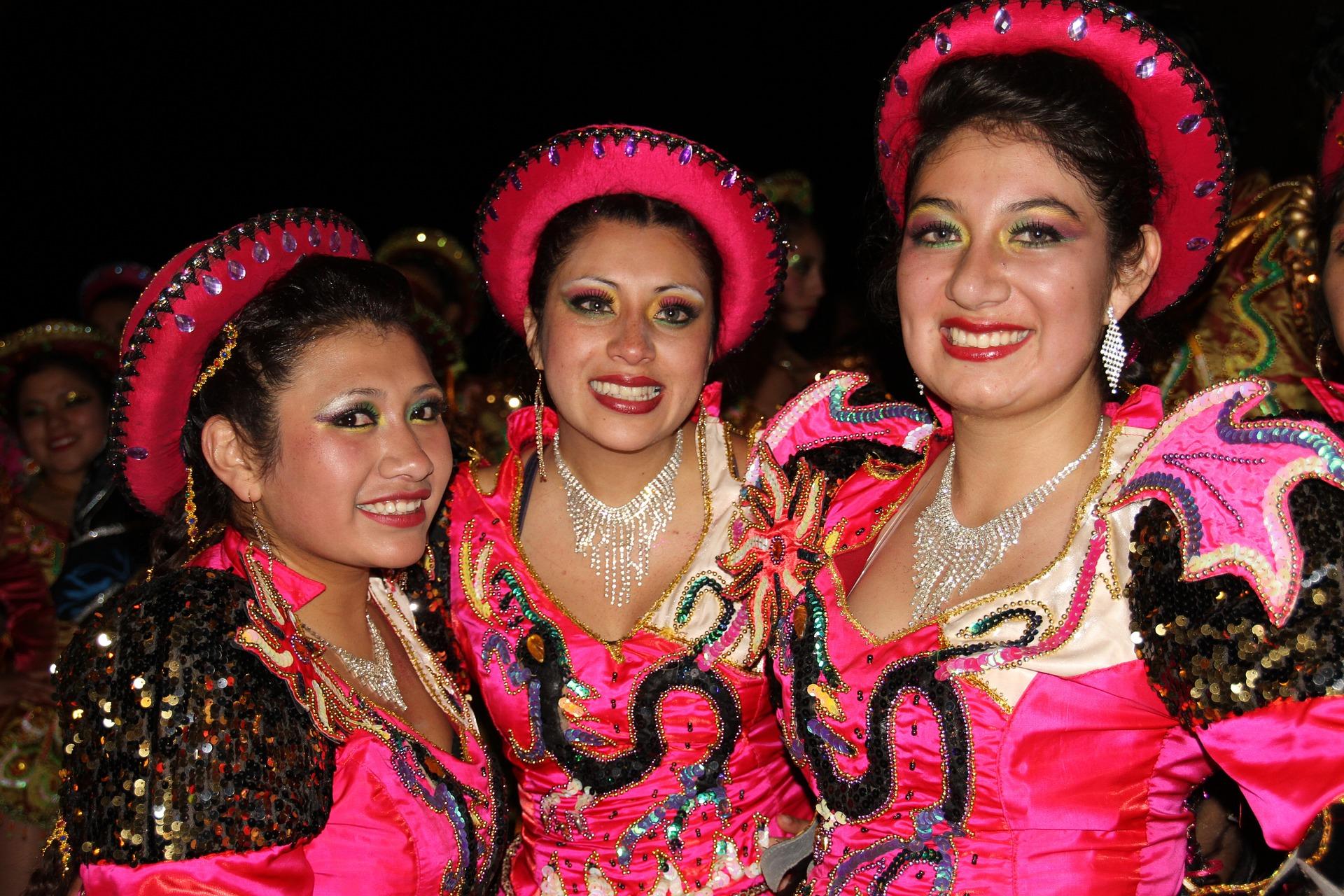 Puno et son célèbre carnaval