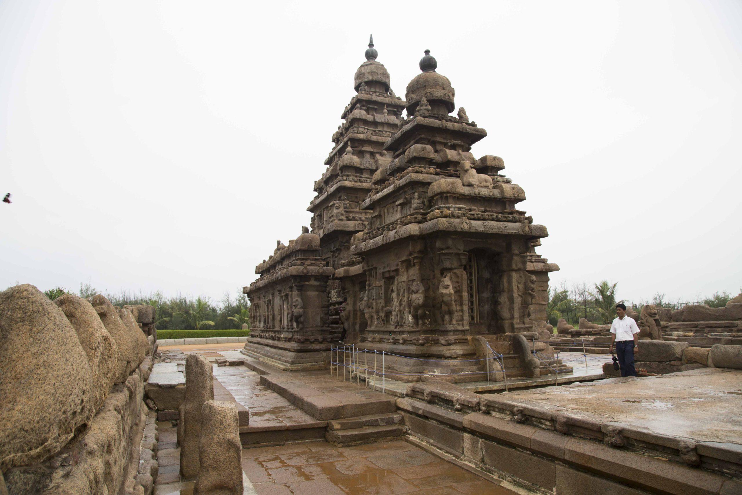 Le complexe des temples de Mahäbalipuram