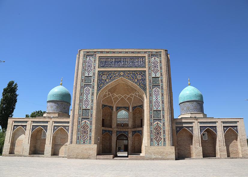 Mausolée de Tachkent