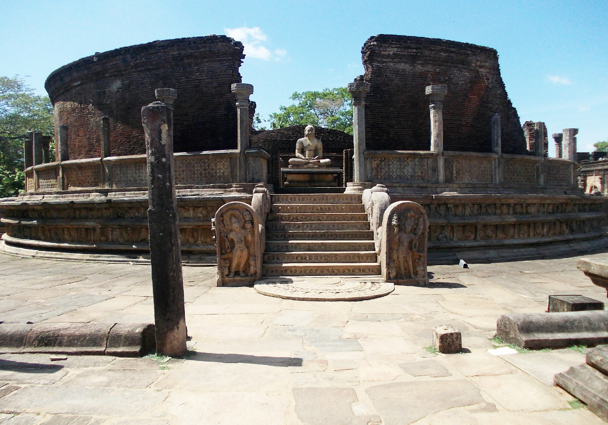 Découverte du site de Polonnaruwa
