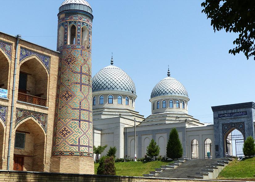 Eglises orthodoxes de Samarcande