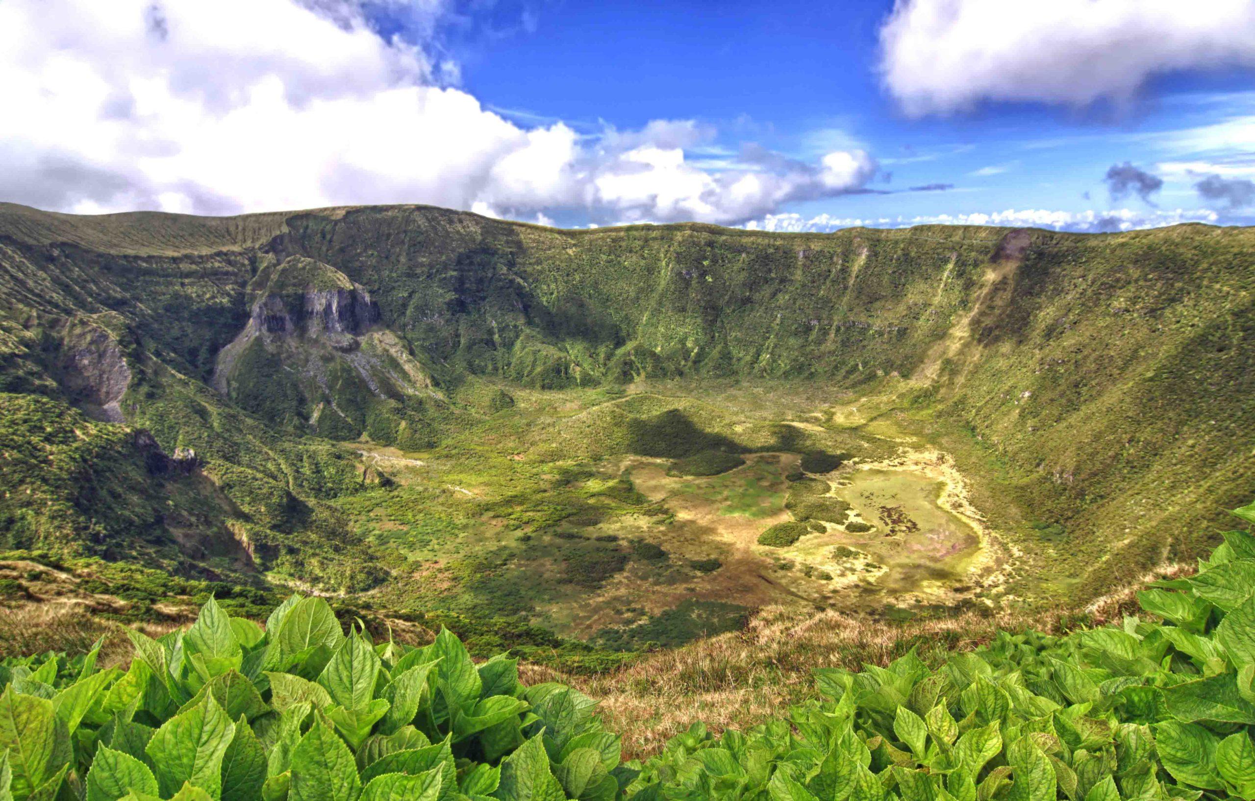 Découverte du Sud Ouest de l'ile de Faial