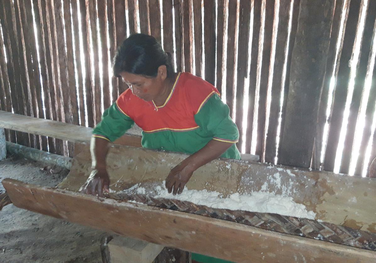 Accueil dans une famille indigène Quechua