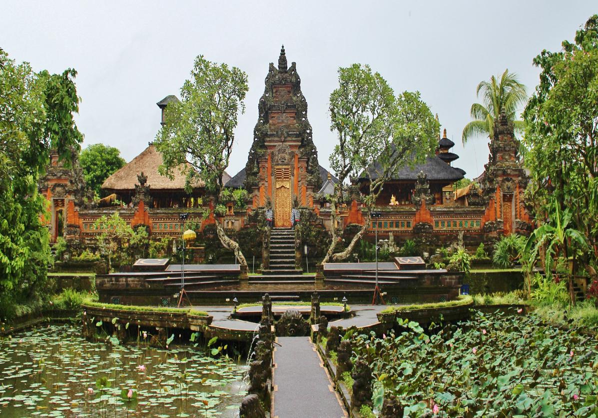 Ubud entre palais et musées