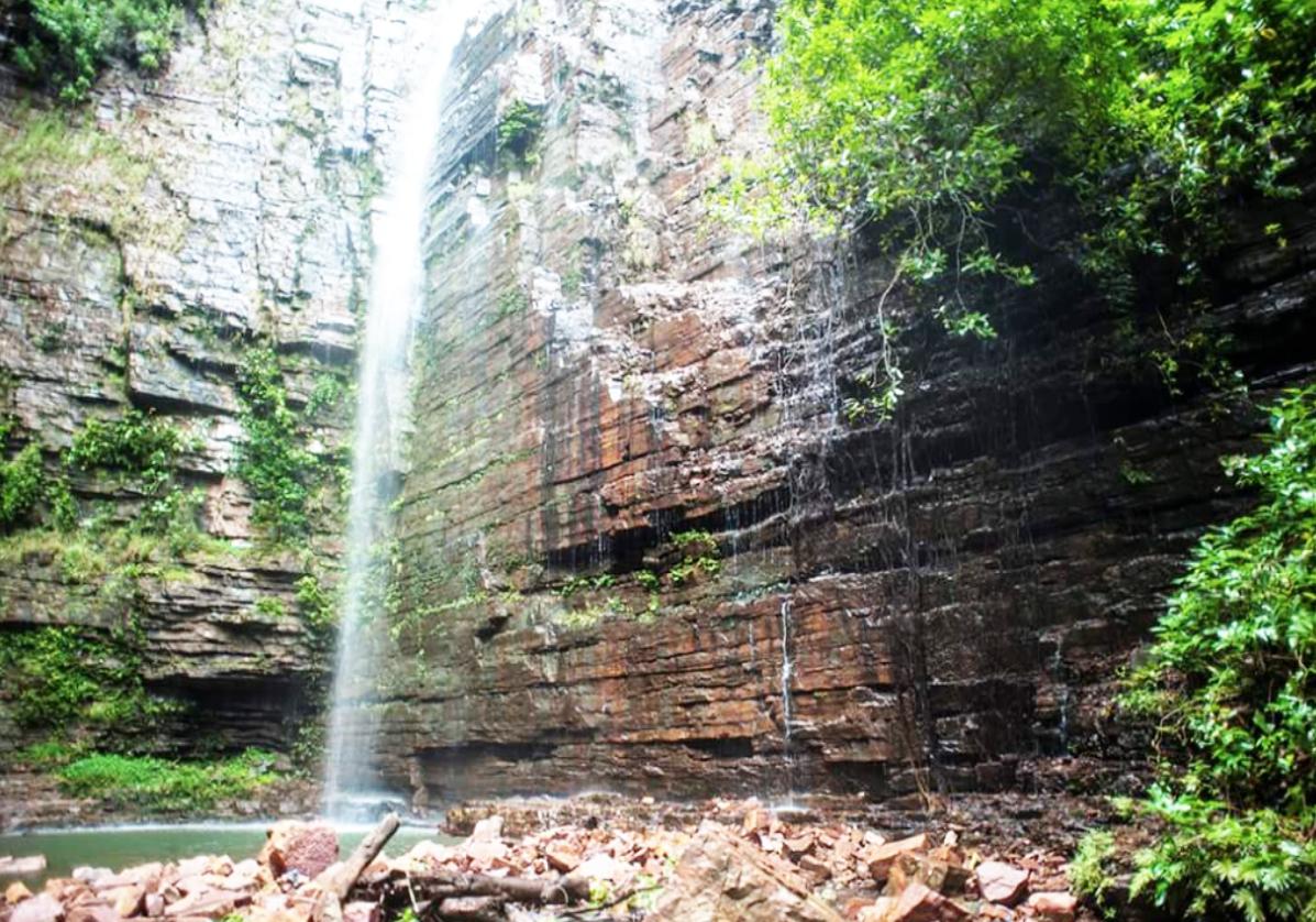 Randonnée à la cascade de Dindefelou