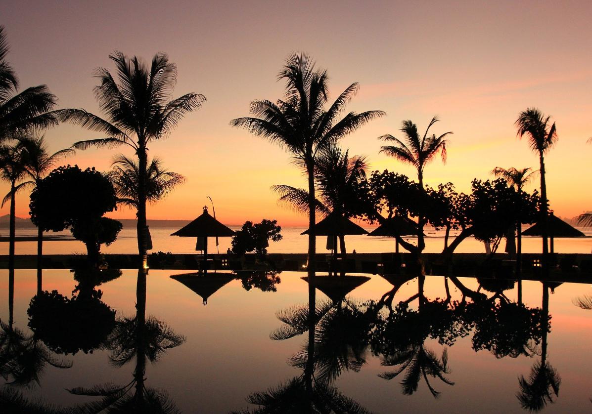 Profitez des plages de l'ile de Lombok