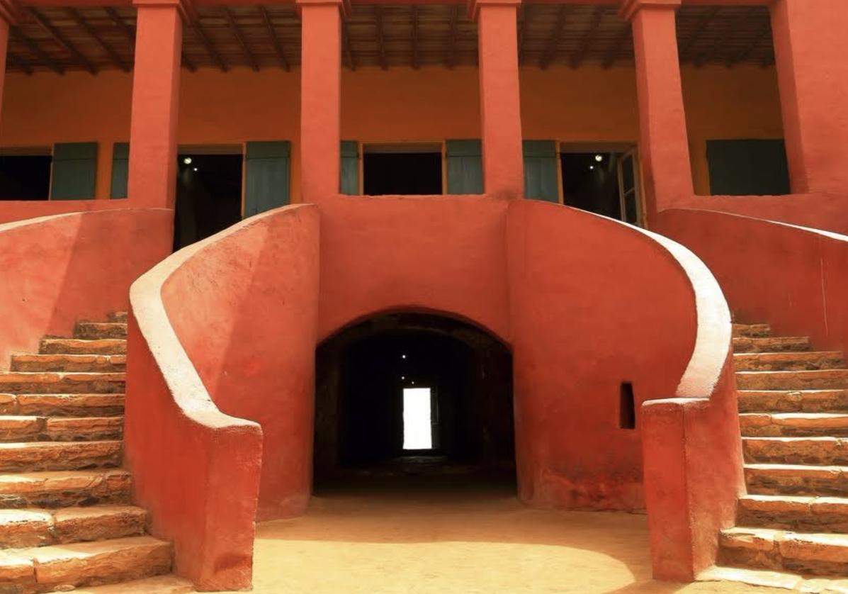 Ile de Gorée, témoin de l'histoire de l'esclavage