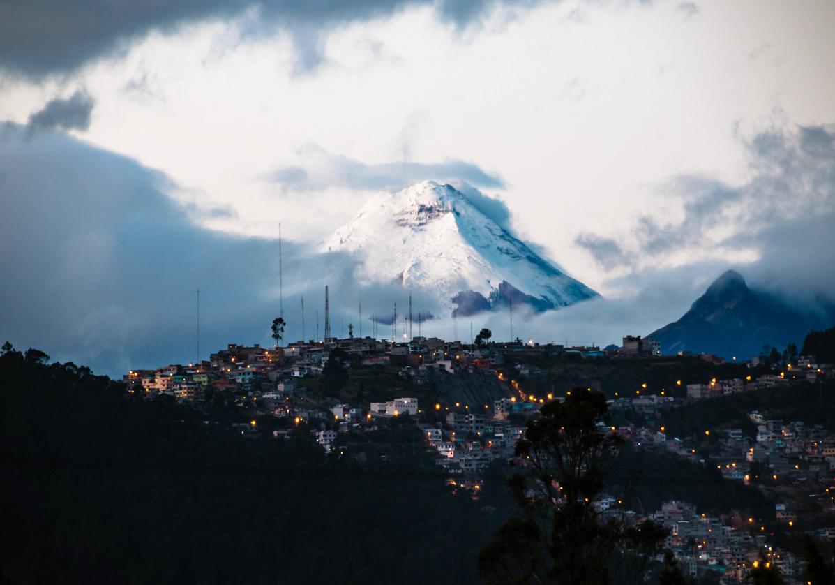 Ascension du mont Rumiñahui