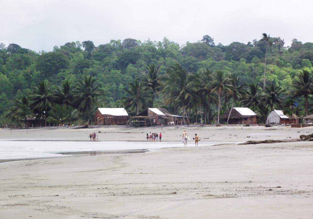 Parc National Machalilla sur la côte Pacifique