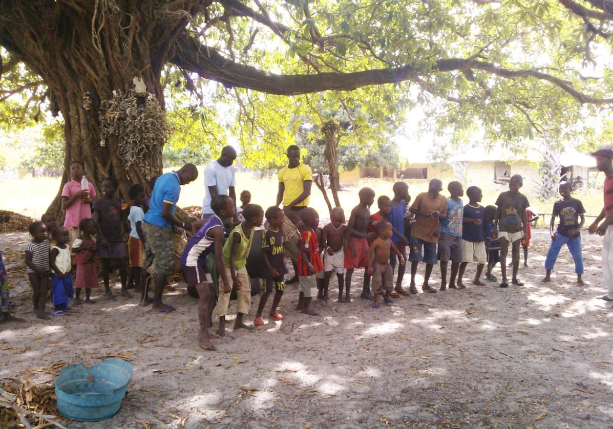 Rencontres locales à Oussouye