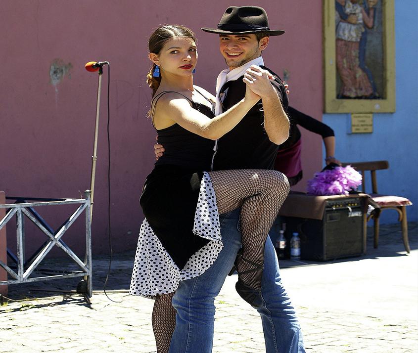 Soirée Tango à Buenos Aires