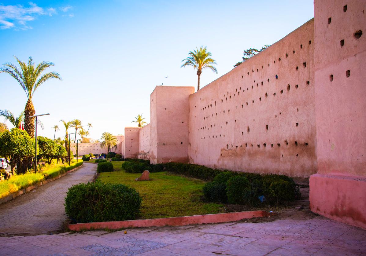 Marrakech, accueil et transfert