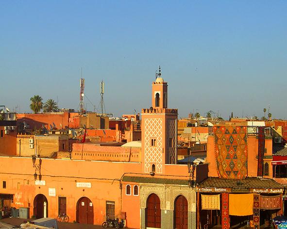 Marrakech, la Médina