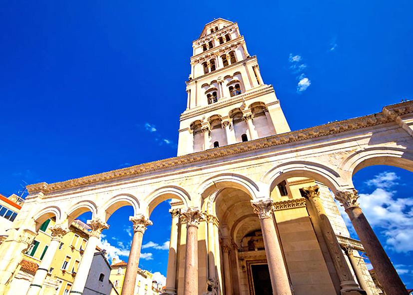 Cathédrale Saint Domnius de Split