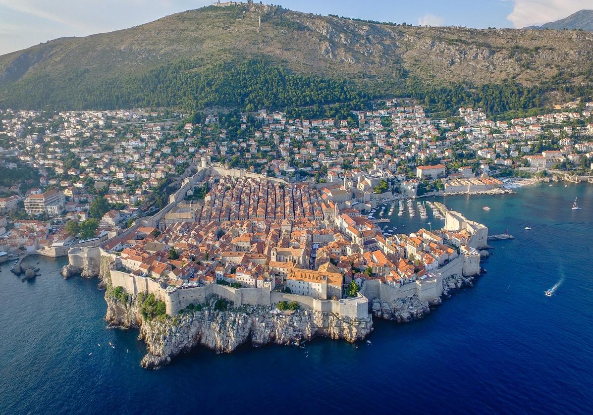 Direction Dubrovnik