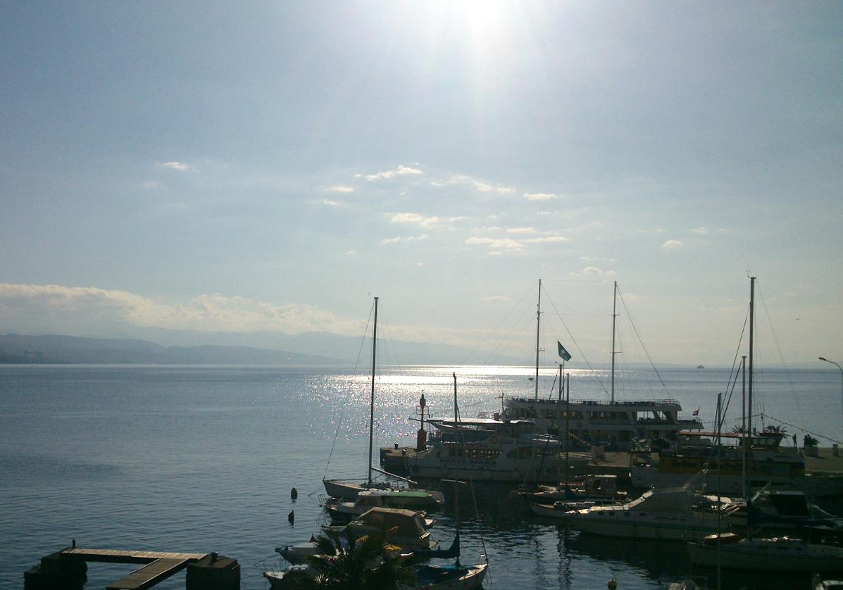 Opatija station balnéaire sur l'Adriatique
