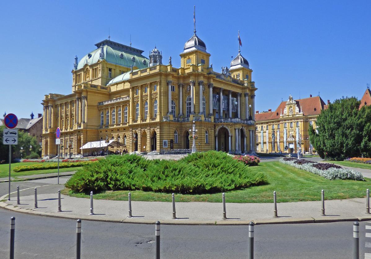 Découverte de Zagreb