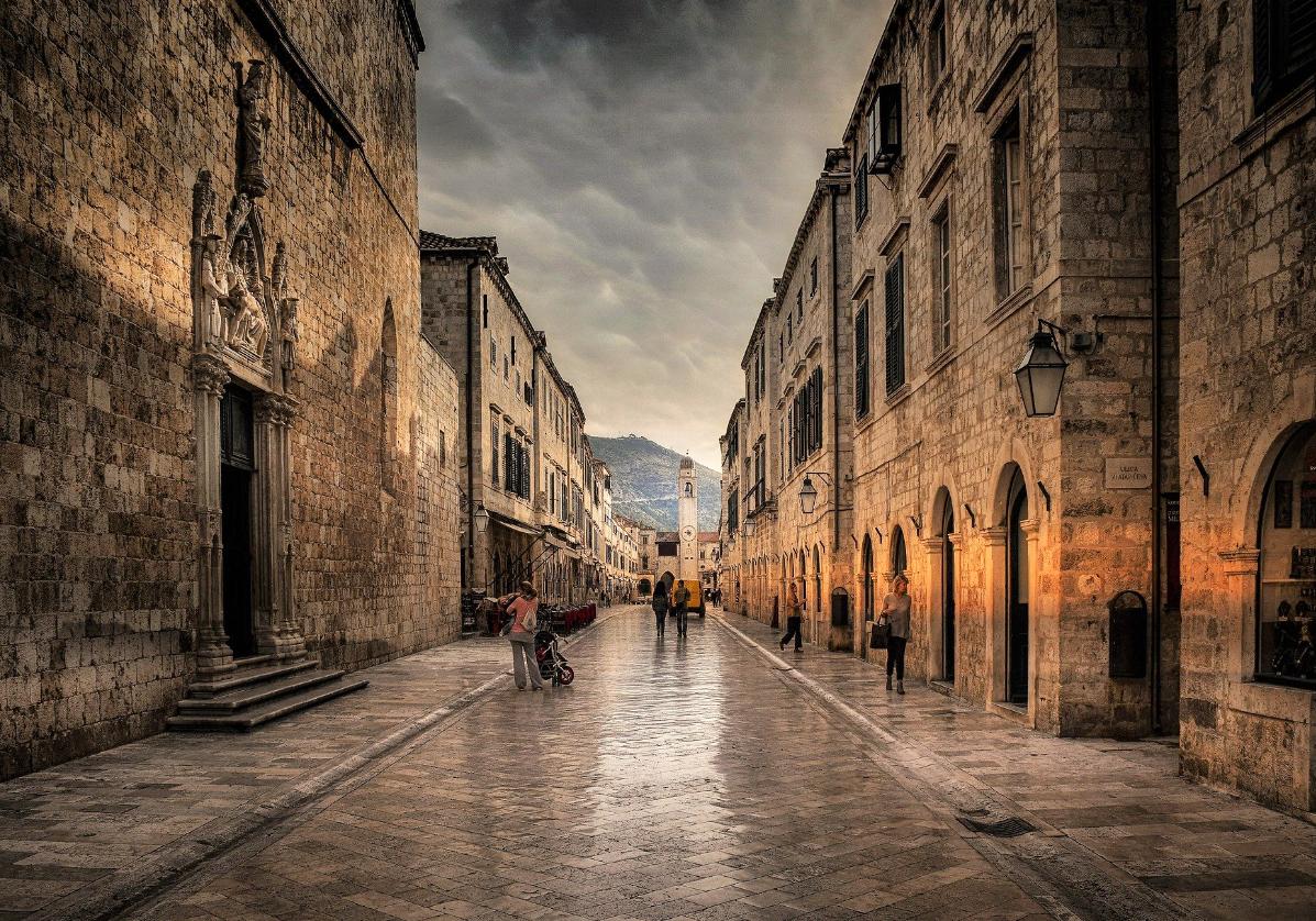 Centre historique de Dubrovnik