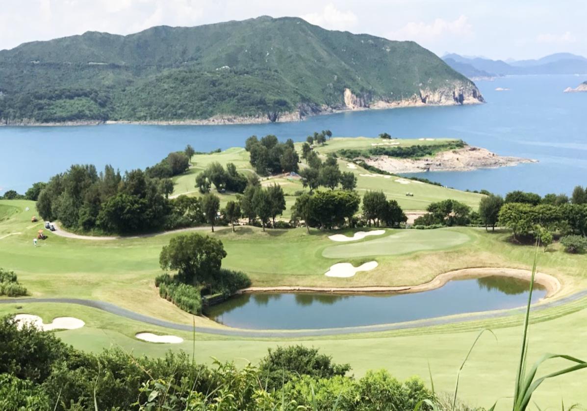 Golf international de Clearwater Christchurch